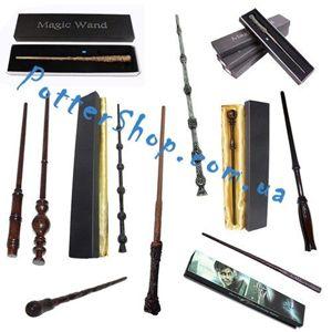 Зображення для категорії Чарівні палички Гаррі Поттера