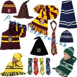 Зображення для категорії Шарфи, шапки, краватки Гогвортс