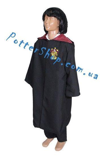 Мантия Гарри Поттера рост 110