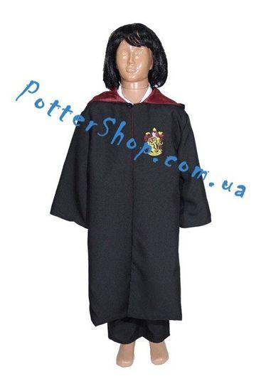Мантия Гарри Поттера рост 134