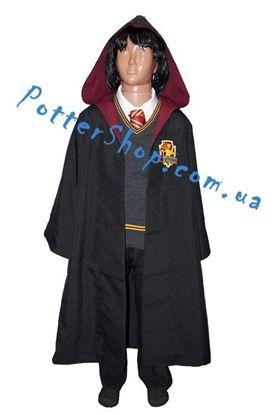 Мантия Гарри Поттера с эмблемой рост 146