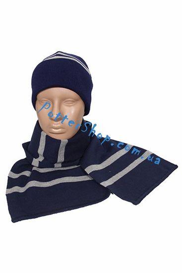 Комплект шарф и шапка Когтевран