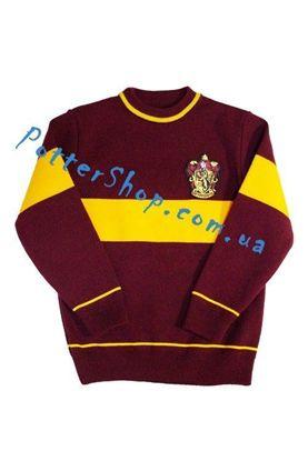 свитер Гарри Поттера детский