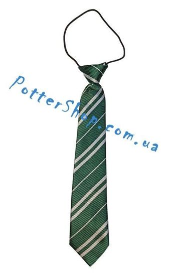 детский галстук Слизерин